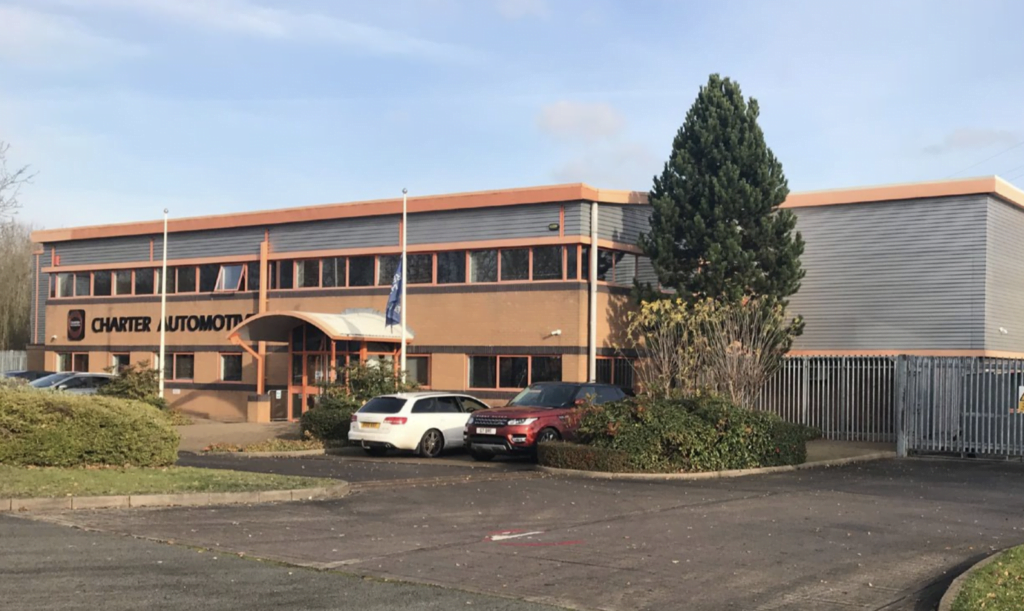 BURNTWOOD INDUSTRIAL OPPORTUNITY ON SALE FOR £4.9MILLION
