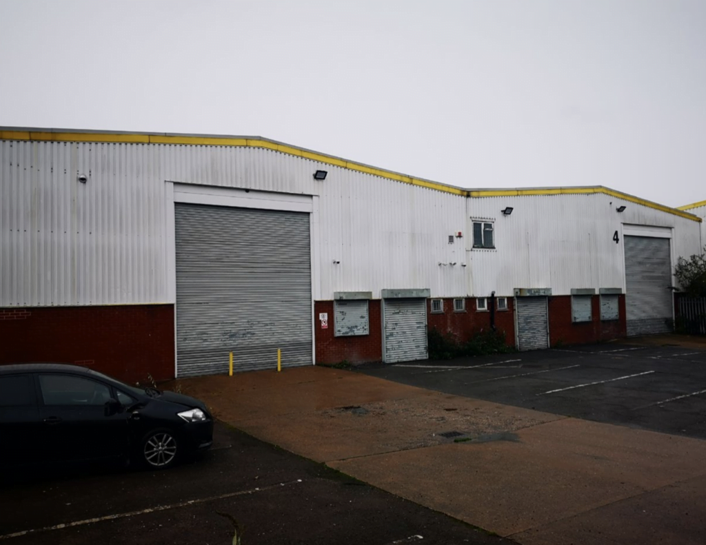 FIERCE COMPETITION ANTICIPATED FOR OPPORTUNITY ON HOCKLEY INDUSTRIAL ESTATE