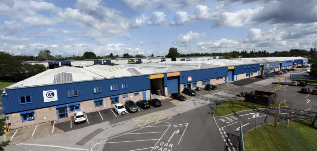 NEW LANDLORD TO REFURBISH WALSALL INDUSTRIAL ESTATE TO CAPITALISE ON KEY STRATEGIC LOCATION AND LACK OF SUPPLY