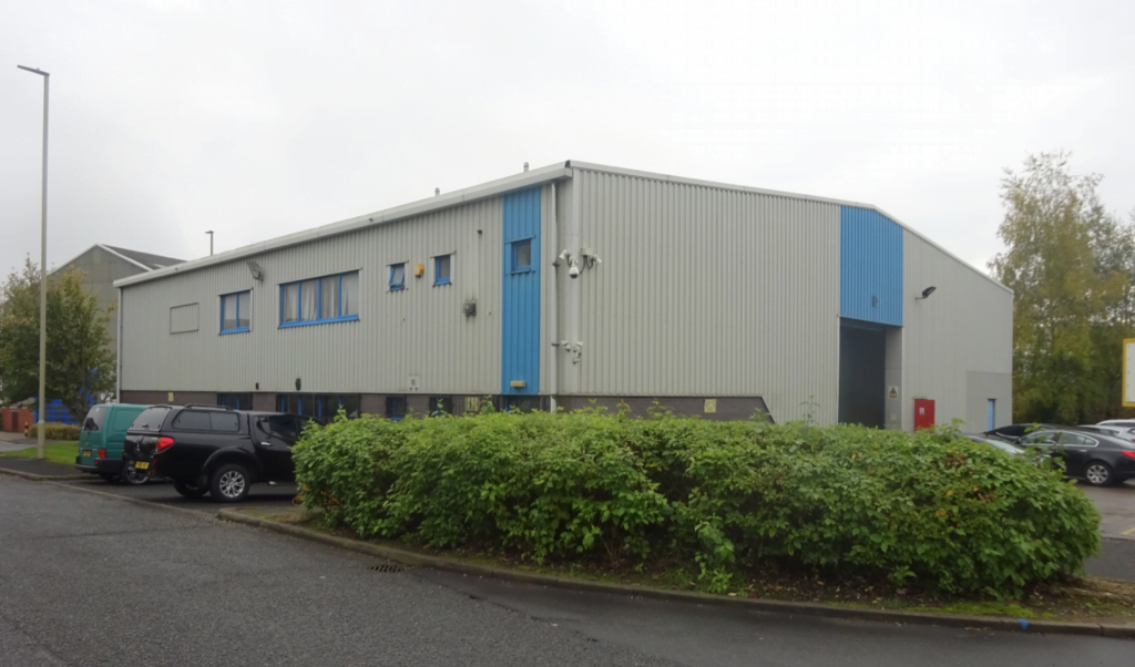 SELLERS MARKETS DUDLEY INDUSTRIAL UNIT