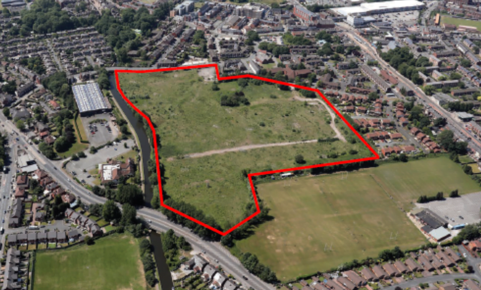 FORMER JAM FACTORY SITE SOLD TO TAYLOR WIMPEY FOR 330-HOME REDEVELOPMENT