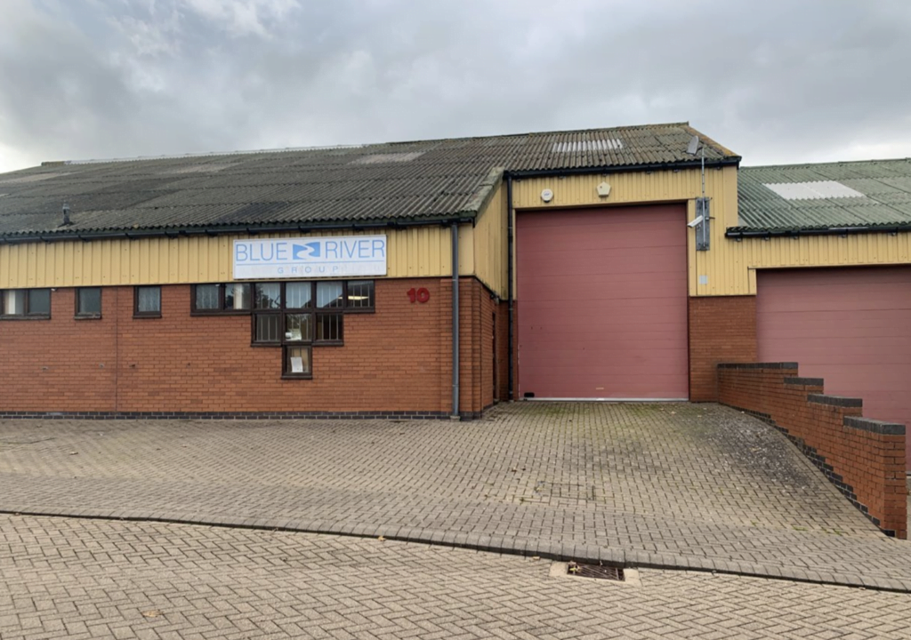 WARWICKSHIRE WORKSHOP PLACED ON THE MARKET