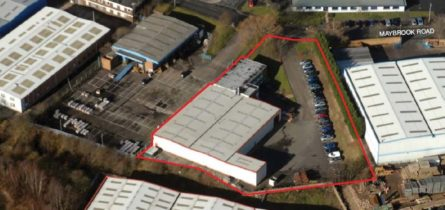 MINWORTH WAREHOUSE OPPORTUNITY PLACED ON THE MARKET