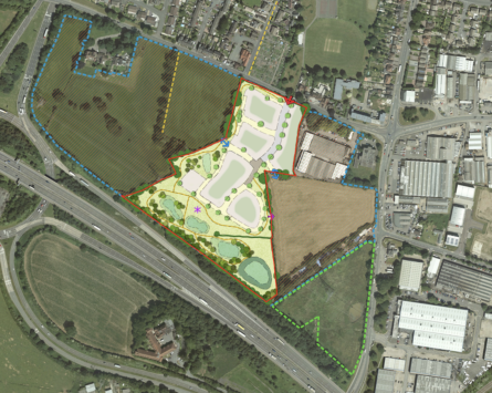 150-HOME PLAN IN EXHALL GETS GREEN LIGHT