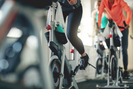 SPINNING FOR SUCCESS IN THE WORKPLACE