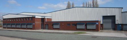 HIGH SPECIFICATION WAREHOUSE TO BE BUILT IN ERDINGTON AS ESTATE APPROACHES FULL CAPACITY