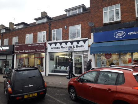 FLOORING AND BED SPECIALISTS RELOCATE TO NEW COVENTRY SHOWROOM