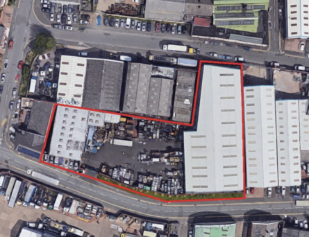 WEST BROMWICH INDUSTRIAL SITE SOLD FOR £1.5MILLION