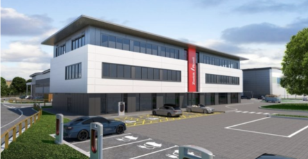 ZWICKROELL HQ AT WORCESTER SIX GETS GREEN LIGHT FROM COUNCIL