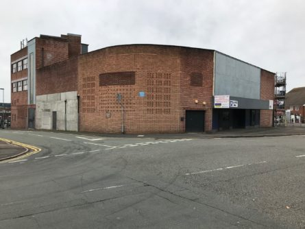 HISTORIC NEWCASTLE BALLROOM BOUGHT BY HOUSING PROVIDER
