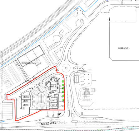 Drive-thru and Retails Units in Gloucester