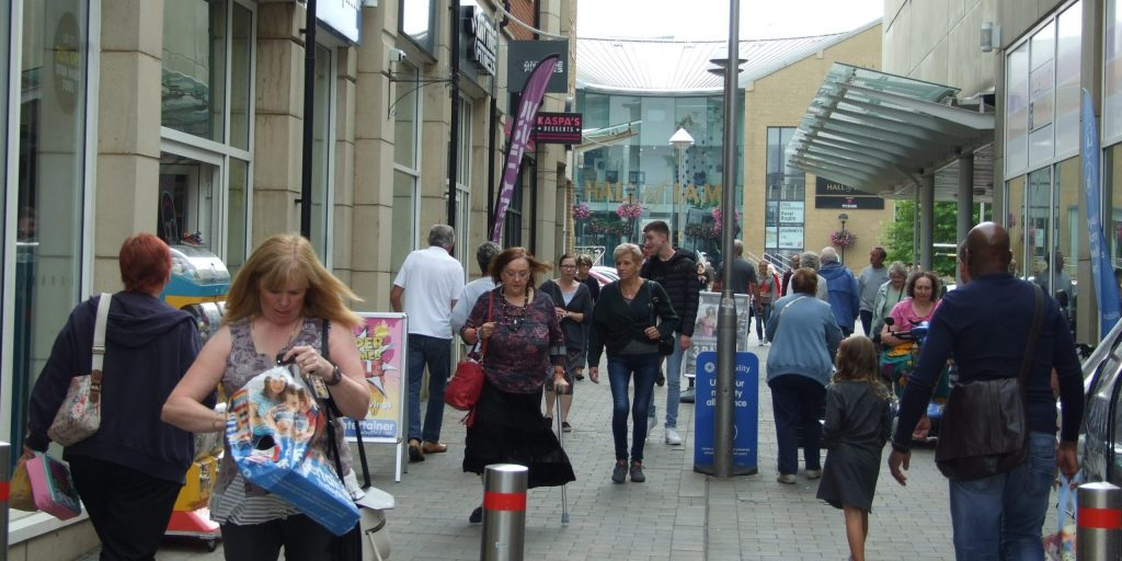 Retail Property Services - UK Retail Sector