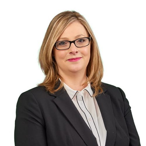 Suzi McGivern Senior Business Recoveries Surveyor