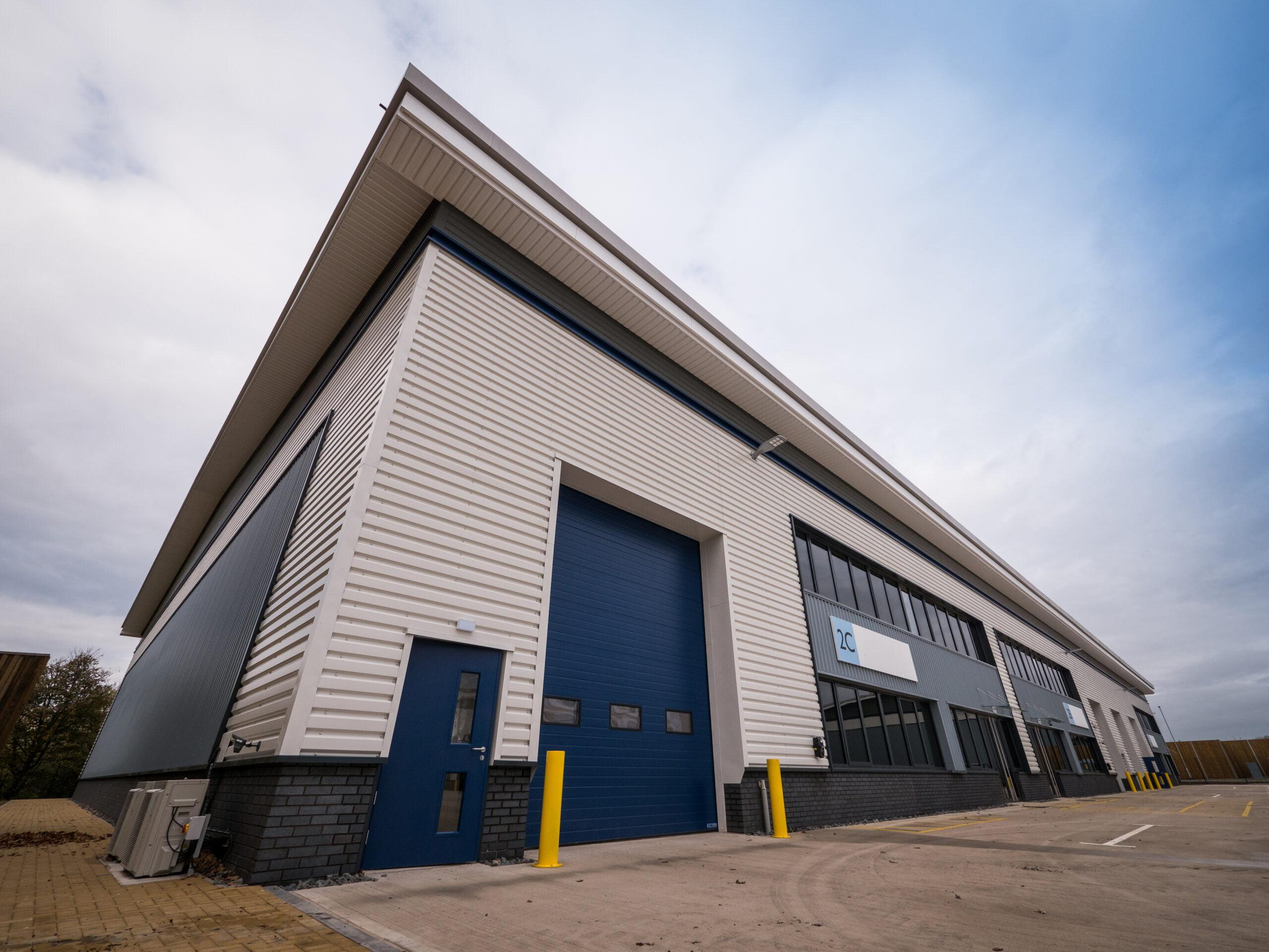 Harris Lamb Secures Vinyl Floor Covering Manufacturer at Birmingham Business Park Mucklow Park Tyseley