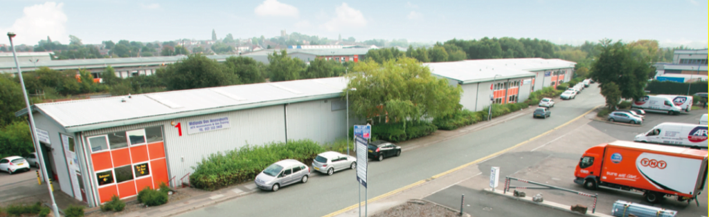 SALTLEY COMMERCIAL ESTATE REACHES FULL CAPACITY