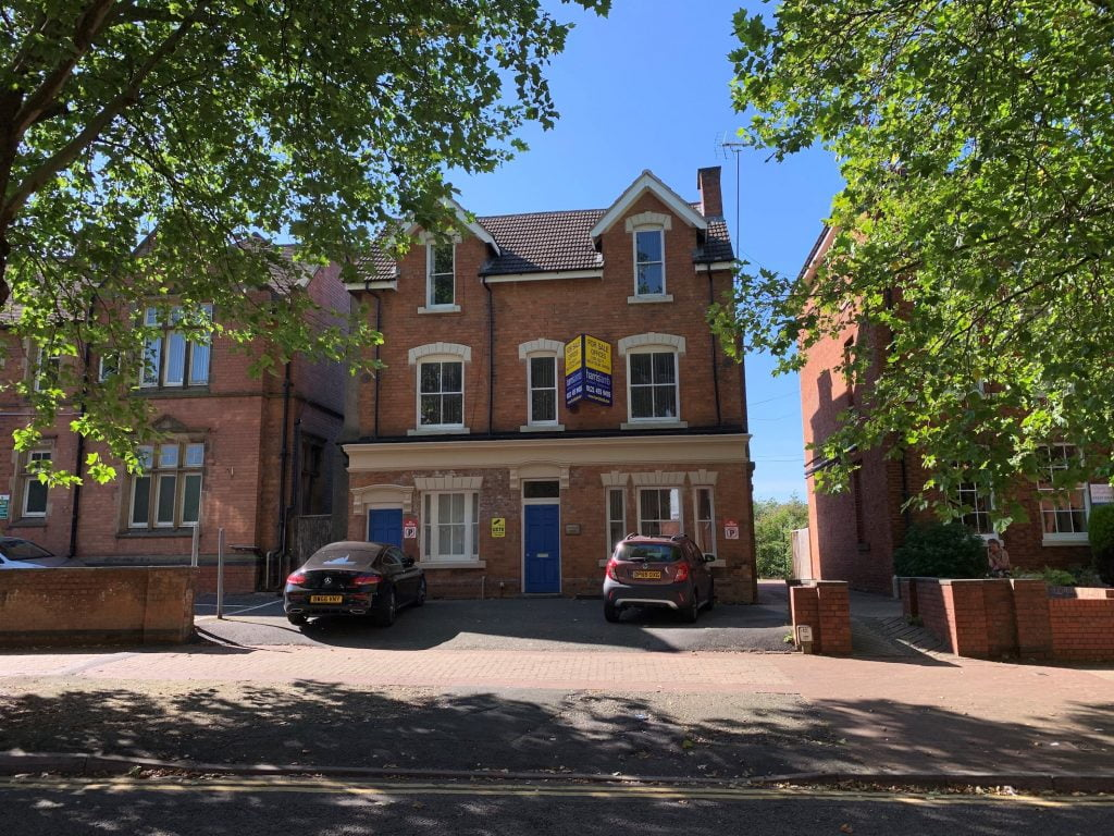 SALE AND LEASEBACK DEAL AGREED AT REDDITCH OFFICE