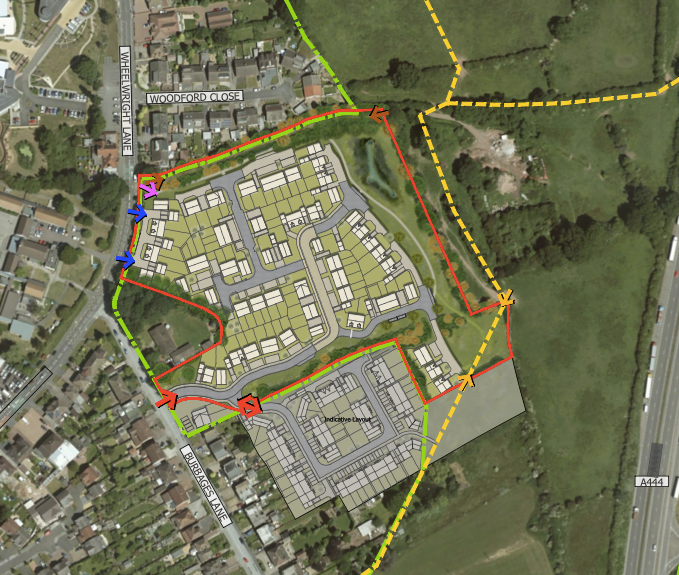 COUNCIL GIVES GREEN LIGHT FOR 85 NEW HOMES IN NUNEATON