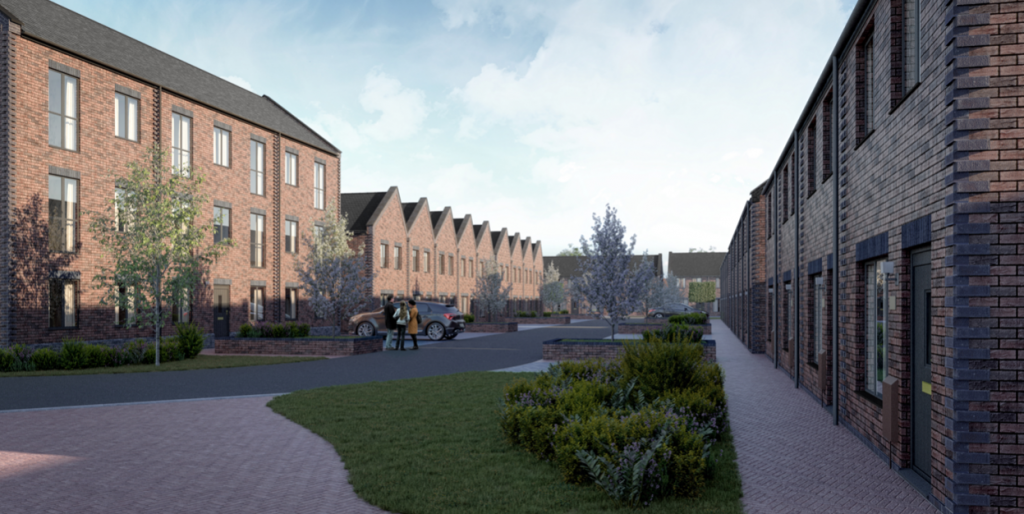 HARRIS LAMB AND KEON HOMES SECURE PERMISSION FOR THE REDEVELOPMENT OF A UNIQUE RESIDENTIAL SCHEME AT FORMER WOLVERHAMPTON BREWERY SITE