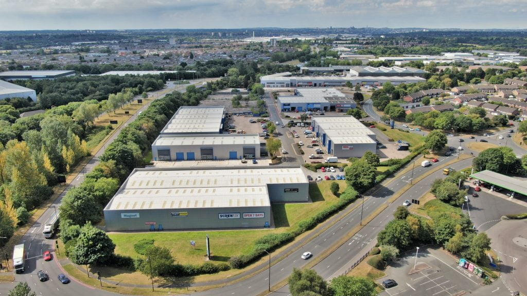 DULUX AND CERAMIC DETAILING LTD SET TO MOVE ONTO MINWORTH TRADE PARK FURTHER TO £2 MILLION REFURBISHMENT