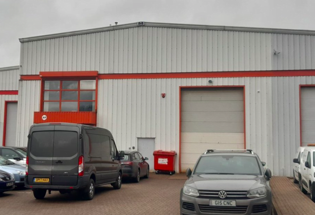 SCG Engineering as the latest tenant at Link One Trading Estate
