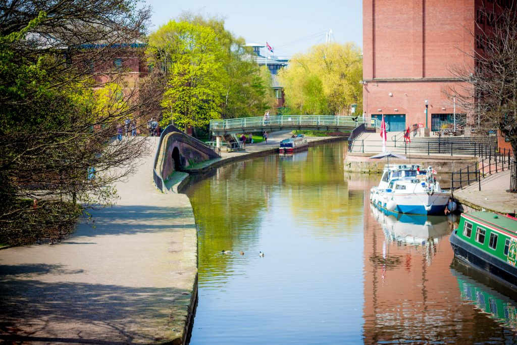Ecologist Appointed to Support Nottingham Canal Improvement Partnership