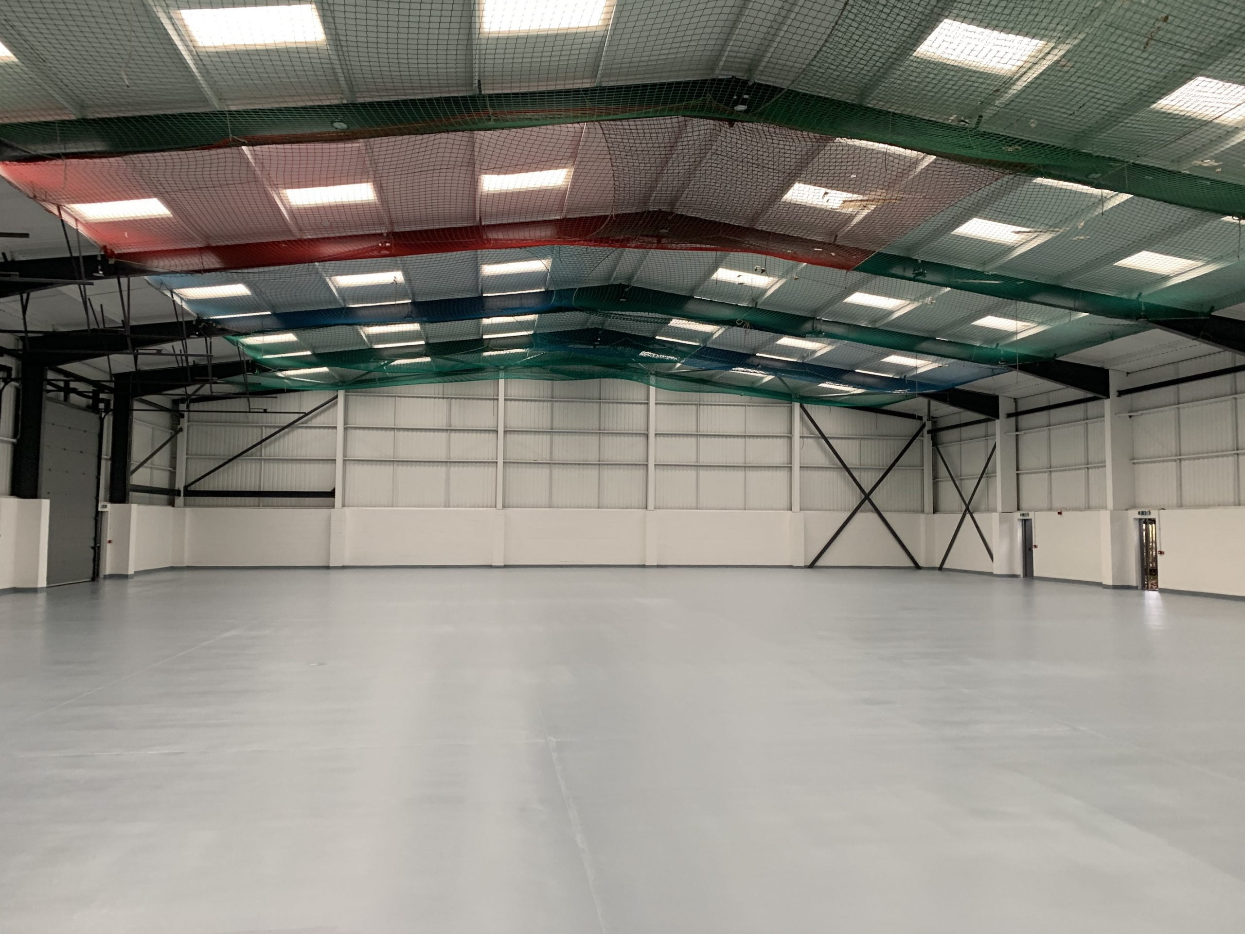 Refurbishment Works at Coventry Industry Estate