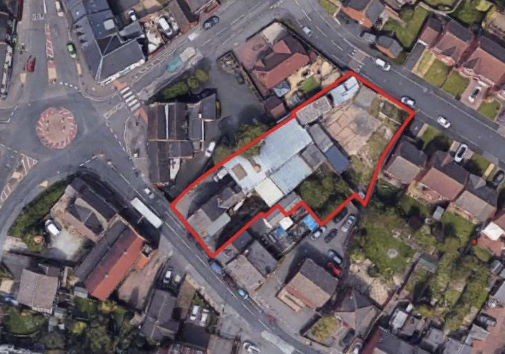 FORMER BLACK COUNTRY BUTCHER SOLD FOR RESIDENTIAL DEVELOPMENT