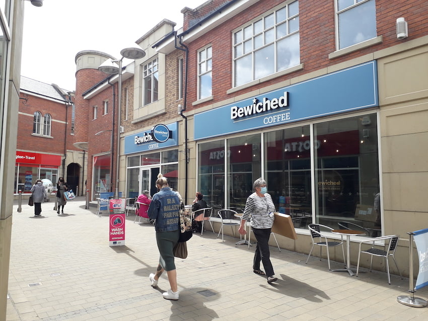 Bewiched Coffee, The Swan Centre