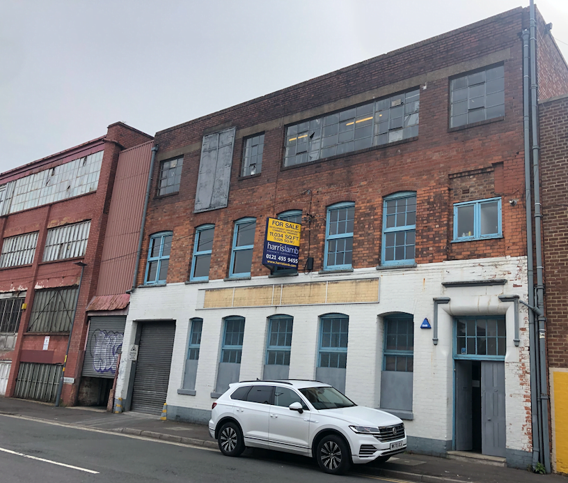 PROMINENT DIGBETH PROPERTY SOLD TO LONDON COLLEGE TO FORM SECOND CITY CAMPUS