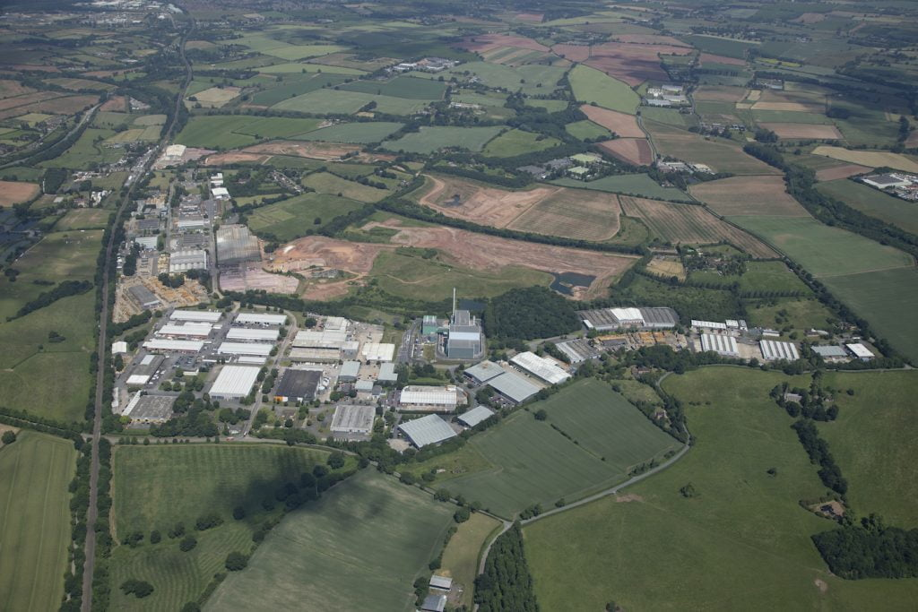 THREE NEW OCCUPIERS MOVE TO HARTLEBURY TRADING ESTATE AS BUSINESS BOOMS