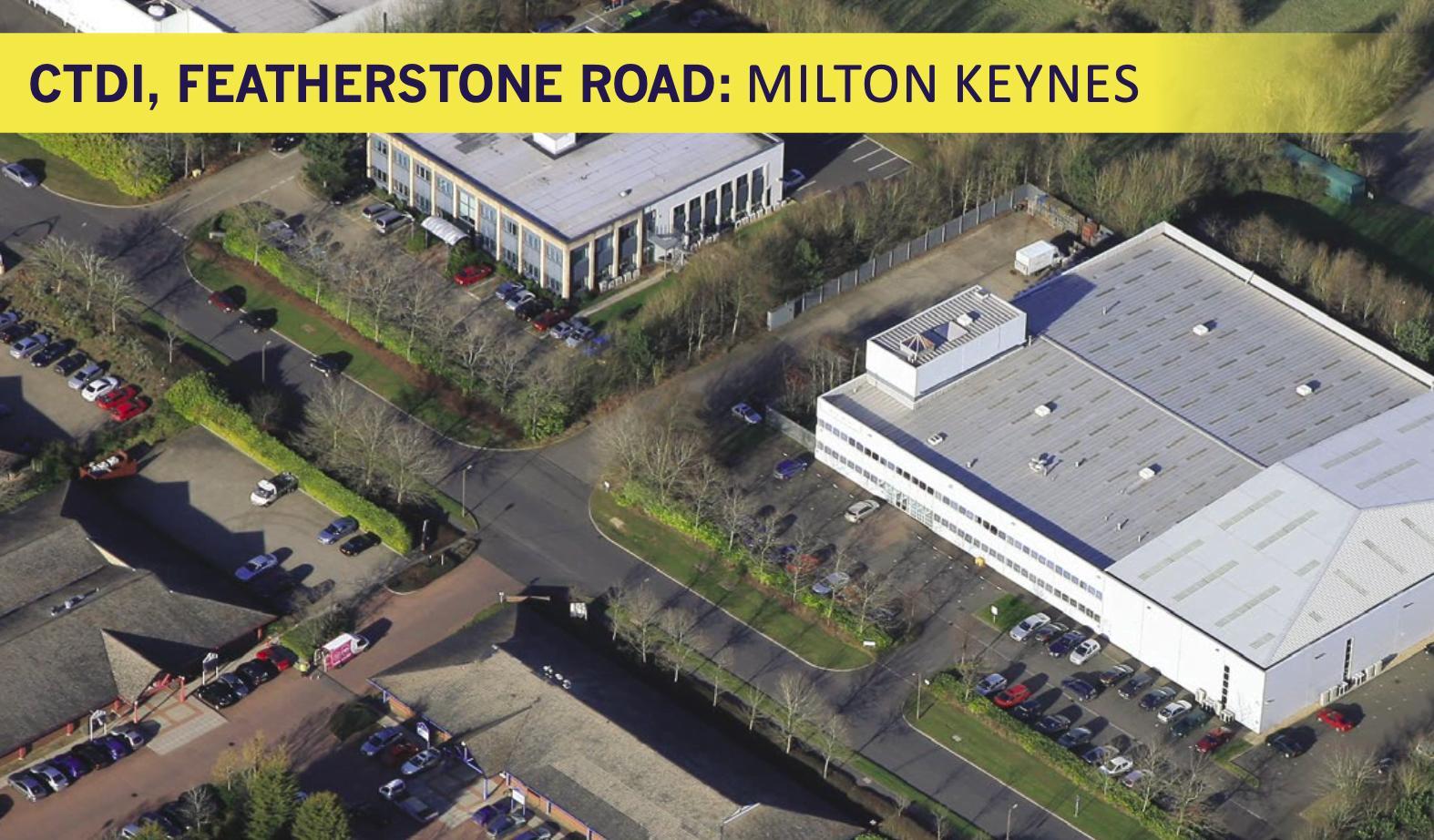 CTDI, Featherstone Road