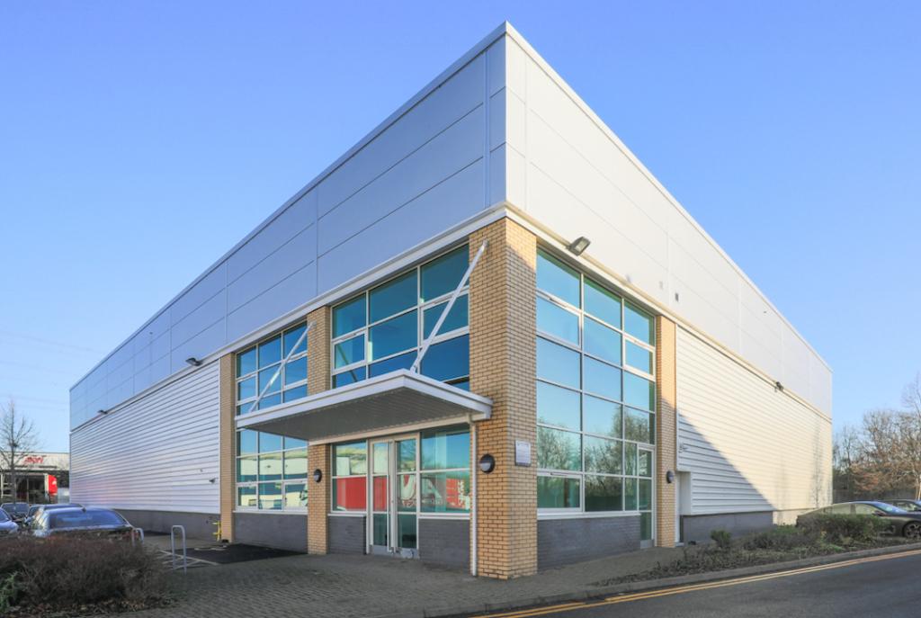 Birmingham warehouse at Bromford Land Estate