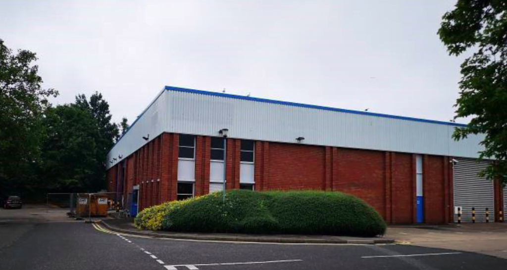 BIRMINGHAM INDUSTRIAL ESTATE REACHES FULL CAPACITY AS ELECTRICAL WHOLESALER SIGNS 10 YEAR LEASE