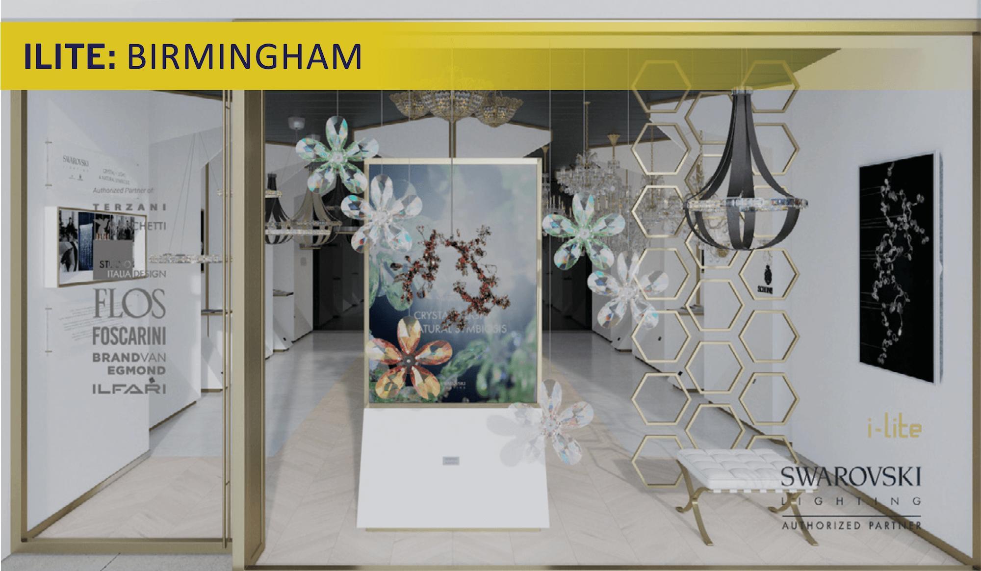iLite Birmingham Retail PropertyCase Study