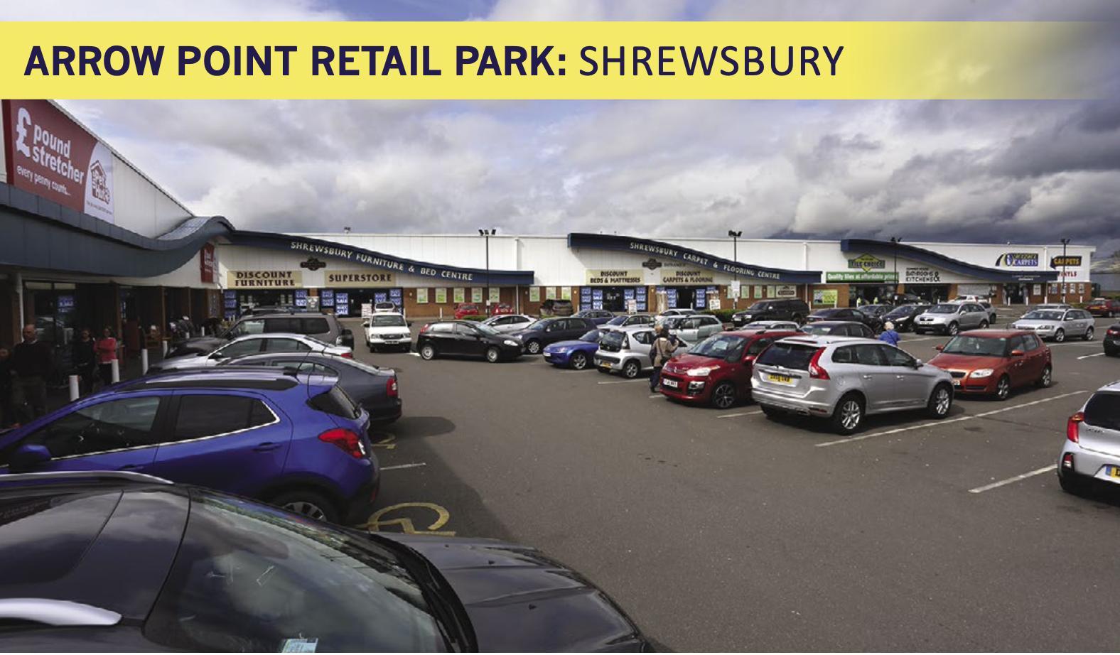 Arrow Point Retail Park