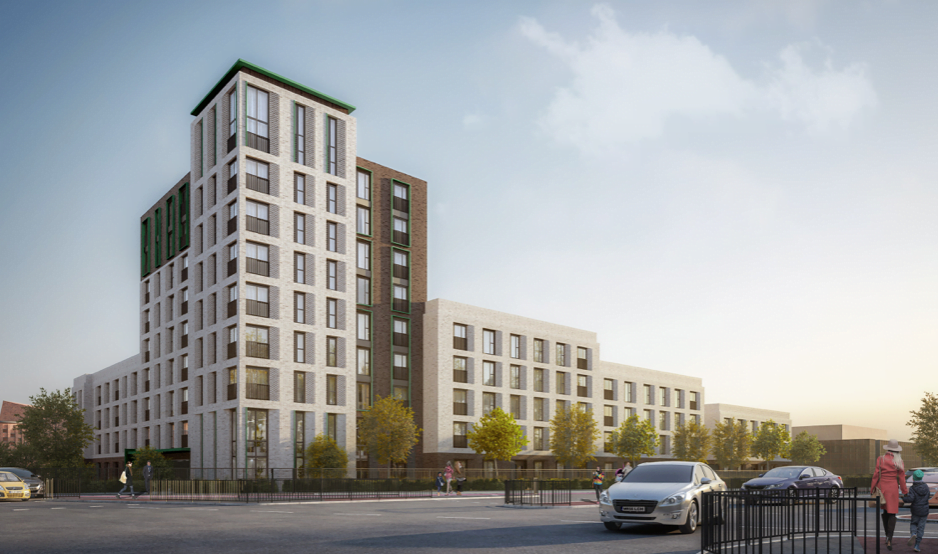 HARRIS LAMB AND FRANKLIN GALLIMORE TO MARKET 130-APARTMENT RESIDENTIAL DEVELOPMENT SITE IN WALSALL